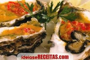 ostras-aromatizadas