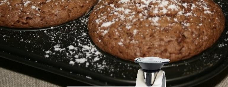 Bimby Receita de Queques de Chocolate e Laranja