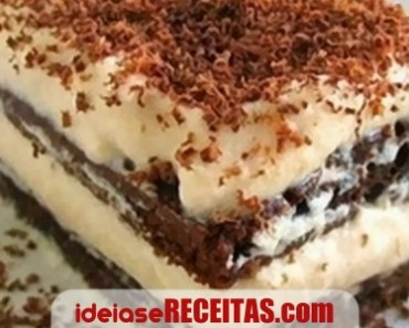 Receita original do Tiramisu Italiano