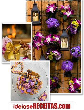 ambiente-romantico-velas-biscoitos