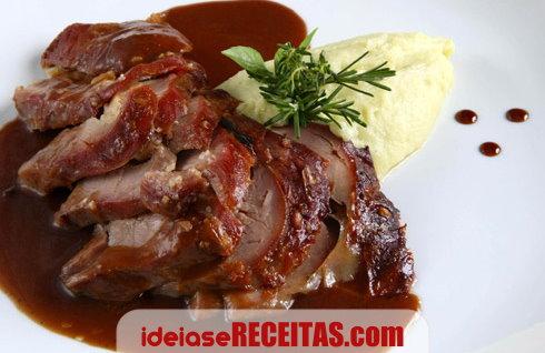 vitela afrodisiaca Receitas para um jantar romântico e afrodisíaco