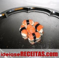 Como fazer sushi passo a passo - Nigiri