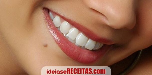 Alimentos Saudaveis Para Branquear Os Dentes