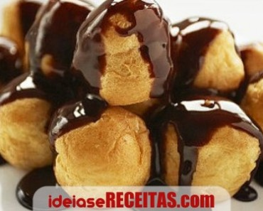 receita-profiteroles-chocolate