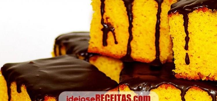 receita-bolo-cenoura-cobertura chocolate