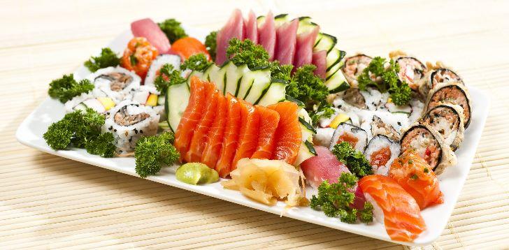 Conheça os benefícios da culinária japonesa