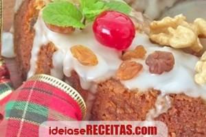 receita bolo de natal