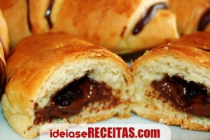 receita-croissants-chocolate