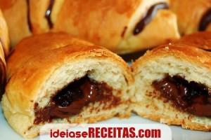 receita-croissants-chocolate