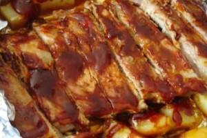 receita-costeletinha-molho-barbecue
