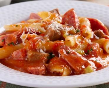 receita-macarrao-molho-italiano
