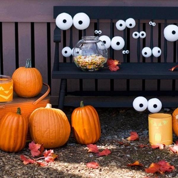 50 ideias decoração para o Halloween