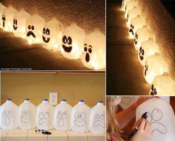 ideias decoaracao halloween