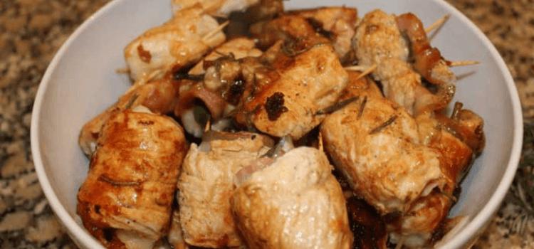receita-Bifinhos-perú-enroladinhos-bacon-queijo-espinafres