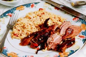 receita-pernil-carneiro-forno-macarrao-arrozinho