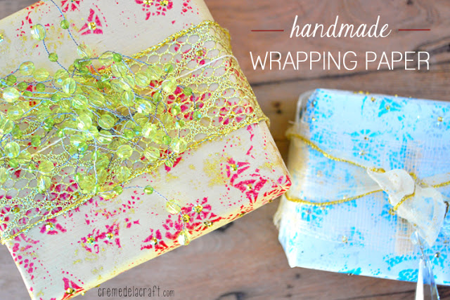 DIY-Crafts-Holiday-Christmas-Birthday-Gift-Wrapping-Poject-Idea