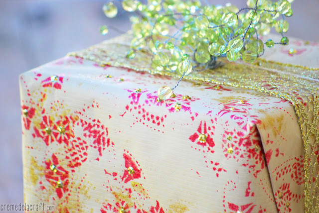 DIY-Handmade-Crafts-Holiday-Christmas-Birthday-Gift-Wrapping-Poject-Idea