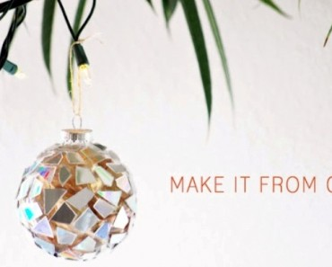 DIY-Project-Upcycle-Christmas-Tree-Holiday-Ornaments-Gift
