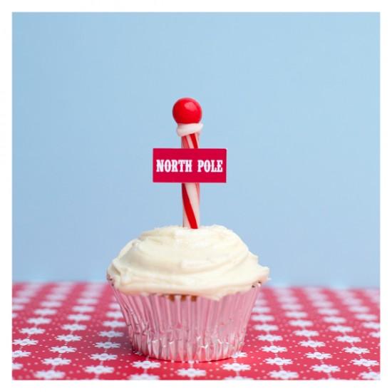 North_Pole_cupcake
