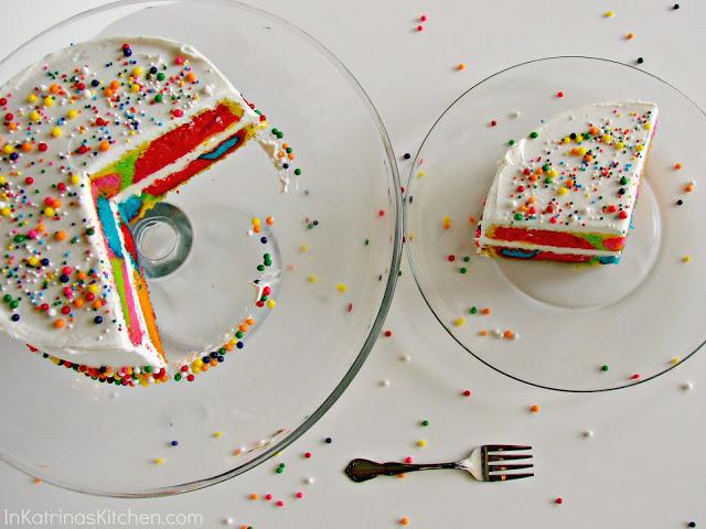 Rainbow Cake 2wm