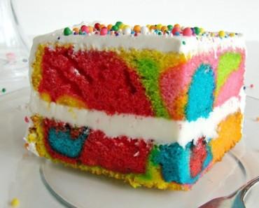 Rainbow Cake 3wm