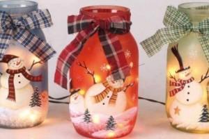 boneco-neve-pintado-jarras