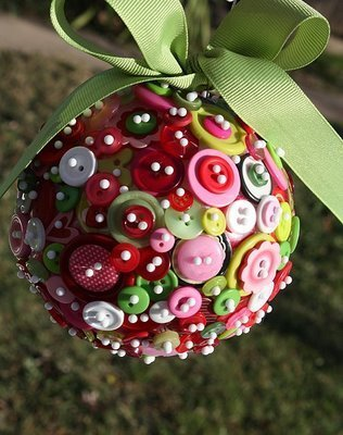 button-christmas-ornament