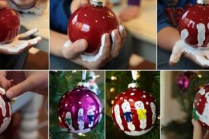 hand print ornament idea1