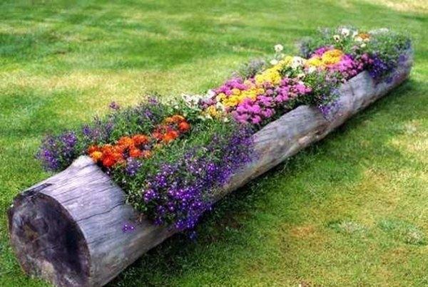 hollowed-log-planter-1