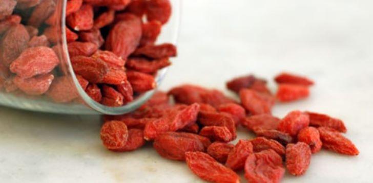 Goji Berry – A Dieta Das Famosas