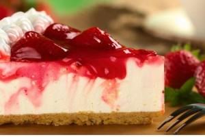 Cheesecake rapido