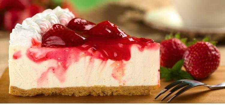 Cheesecake-rapido