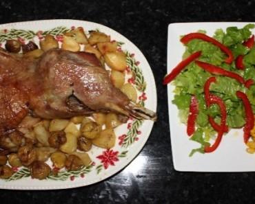 Perna-peru-forno-castanhas