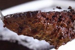 Pudim chocolate delicioso