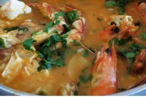 arroz marisco malandrinho