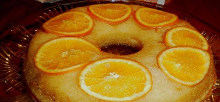 receita-bolo-laranja-caramelizado