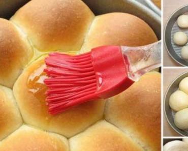 receita-pao-pincelado-manteiga