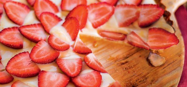 Receita tota morango e limao