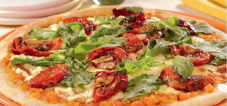 receita-pizza-rucula-tomate