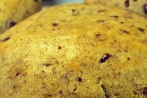Pão de Mandioquinha com Linhaça