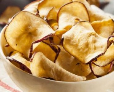 Chips maca canela capa