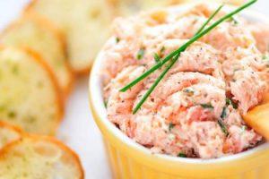 receita pate delicias do mar