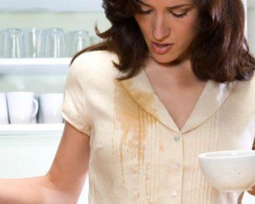 Dicas para remover manchas e nódoas na roupa