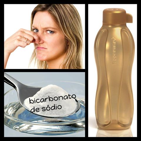 mau cheiro bicarbonato