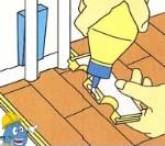 Instalação e aplicação de pavimento e soalho flutuante - Passo 5