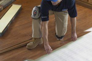 Manual de instalação e aplicação de pavimento e soalho flutuante