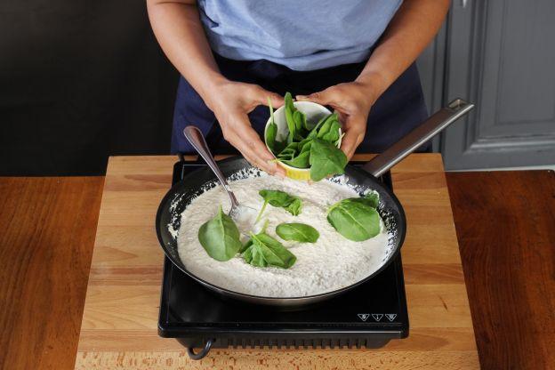 receita macarrao ricota espinafres nozes 6
