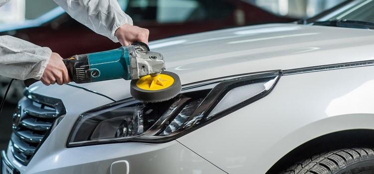 Como polir e encerar carro