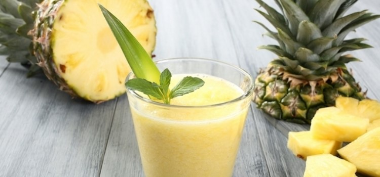 sumo ananas laranja gengibre
