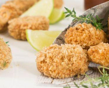 receita nuggets caseiros
